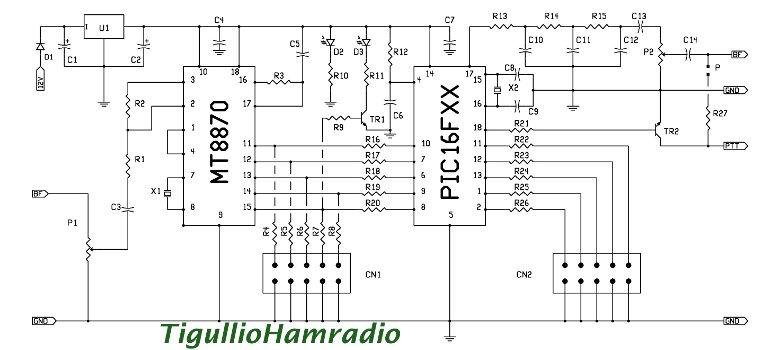 Schema Elettrico Hyundai Galloper : Schema elettrico dtmf fare di una mosca